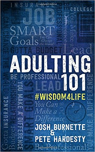 Adulting 101 book cover