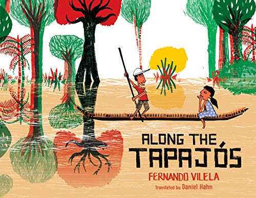 Along the Tapajós book cover art