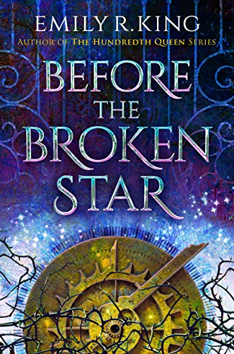 Before the Broken Star book of cover art