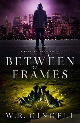 Between Frames book cover art