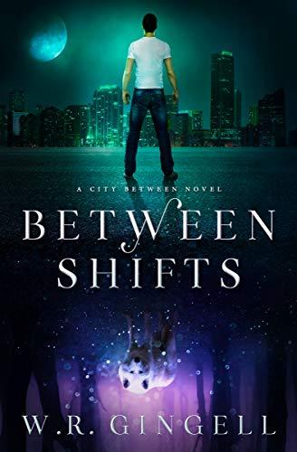 Between Shifts book cover art