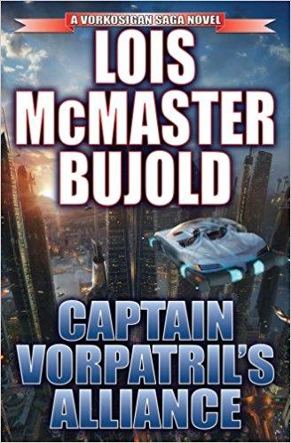 Captain Vorpatril's Alliance book cover art