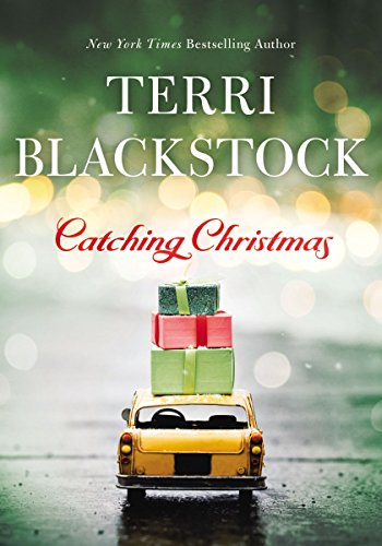 Catching Christmas book cover art