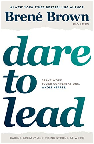 Dare to Lead book cover art