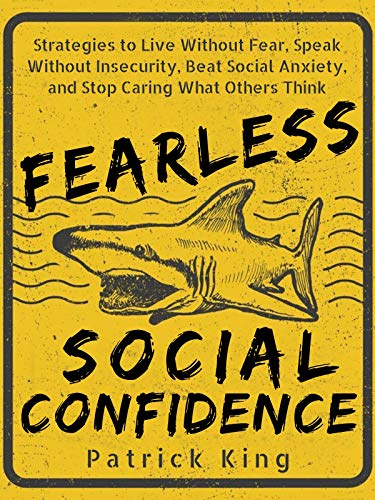 Fearless Social Confidence book cover art