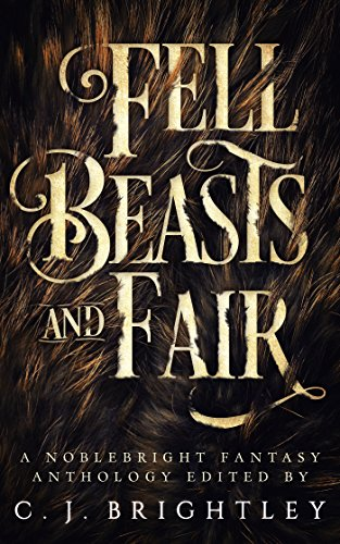 Fell Beasts and Fair book cover art