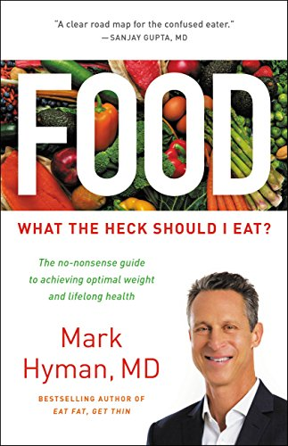 Food What the Heck Should I Eat book cover art