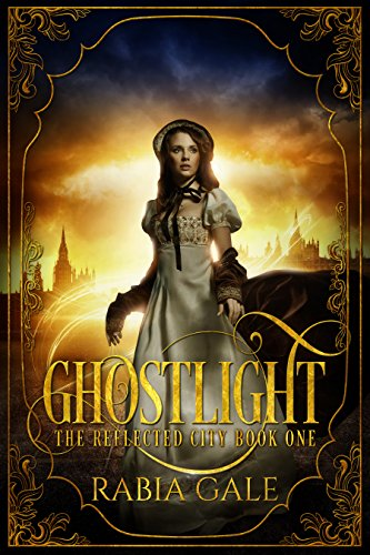 Ghostlight book cover art