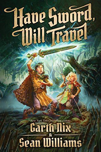 Have Sword, Will Travel book cover art