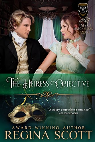 The Heiress Objective book cover