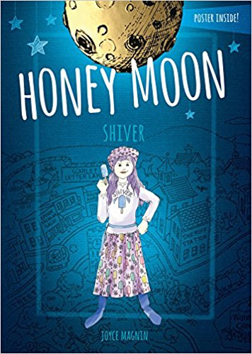 Honey Moon Shiver book cover art