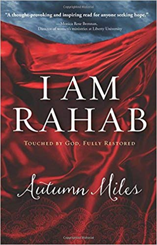 I am Rahab book cover art