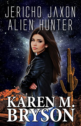 Jericho Jaxon: Alien Hunter cover art