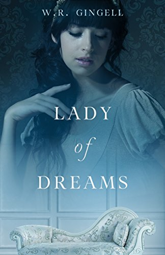 Lady of Dreams book cover art