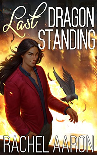 Last Dragon Standing book cover art