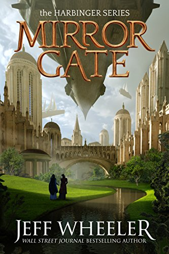 Mirror Gate book cover art