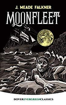 Moonfleet book cover art