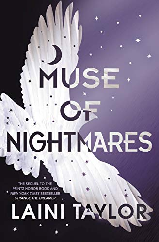 Muse of Nightmares book cover art