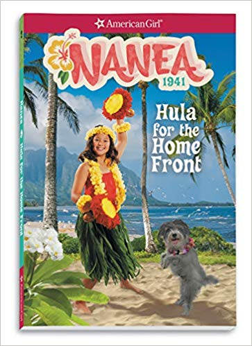 Nanea: Hula for the Home Front book cover art