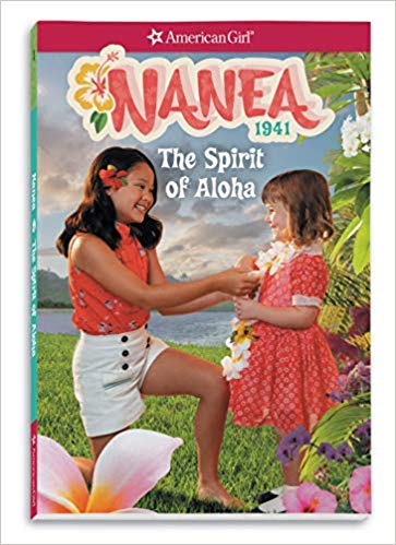 Nanea: The Spirit of Aloha book cover art