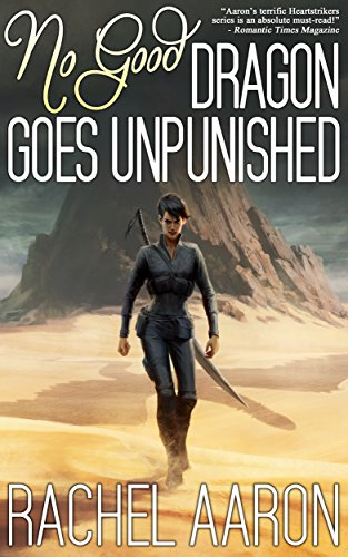 No Good Dragon Goes Unpunished book cover art