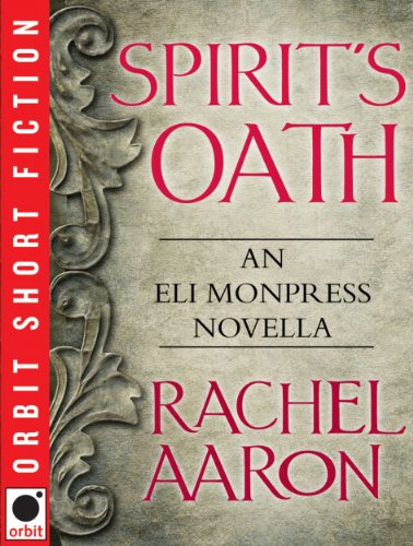 Spirit's Oath book cover art