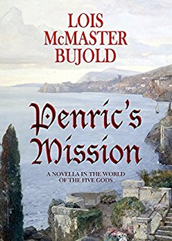 Penric's Mission book cover art