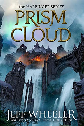 Prism Cloud book cover art