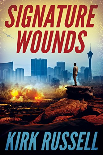 Signature Wounds book cover art