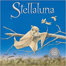 Stellaluna book cover art