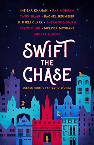 Swift the Chase book cover art