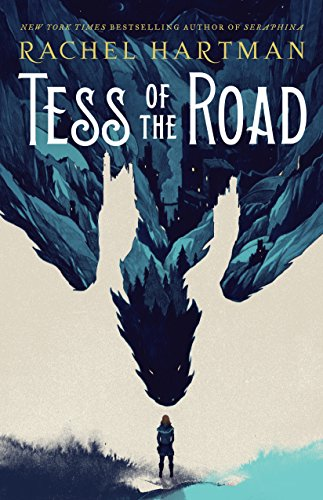 Tess of the Road book cover art