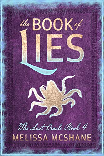 The Book of Lies book cover art