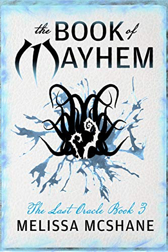 The Book of Mayhem book cover art