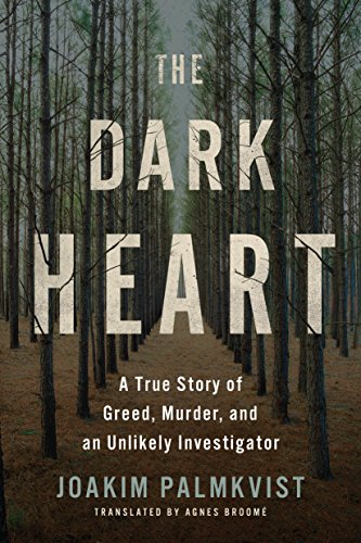 The Dark Heart book cover art