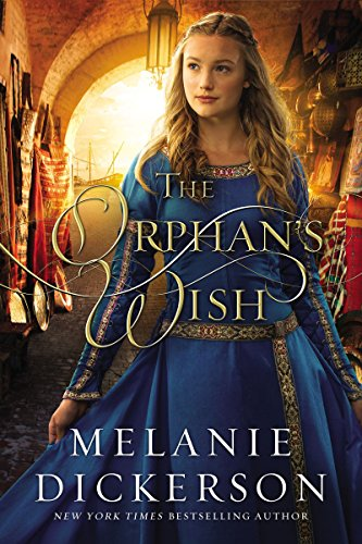 The Orphan's Wish book cover art