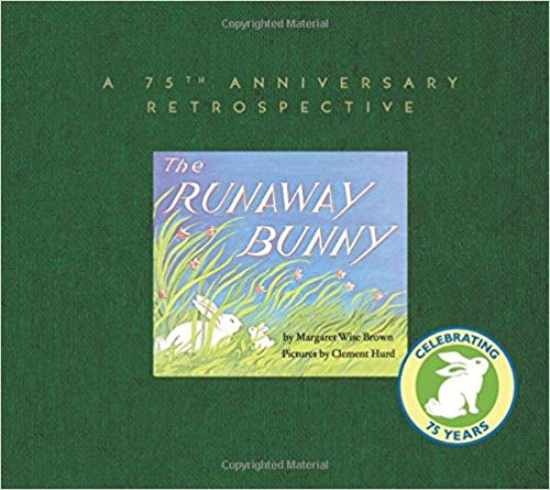 The Runaway Bunny book cover art