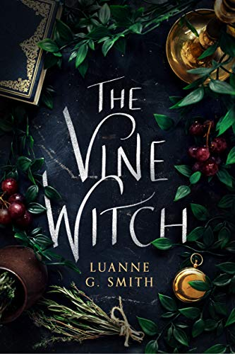 The Vine Witch book cover art