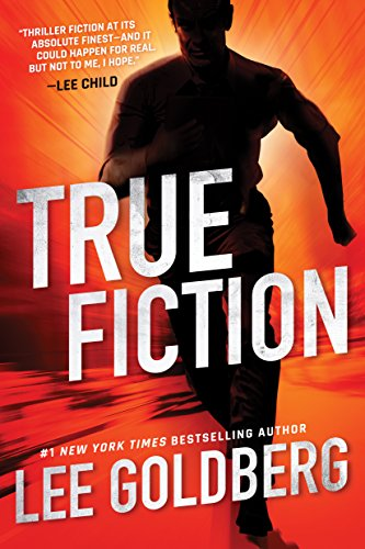 True fiction book cover
