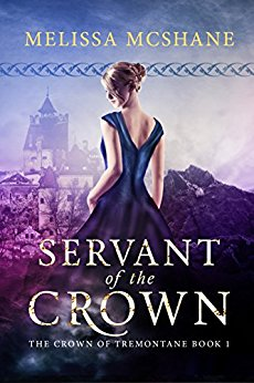 Servant of the Crown book cover art
