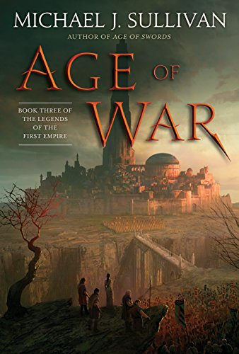 Age of War book cover art