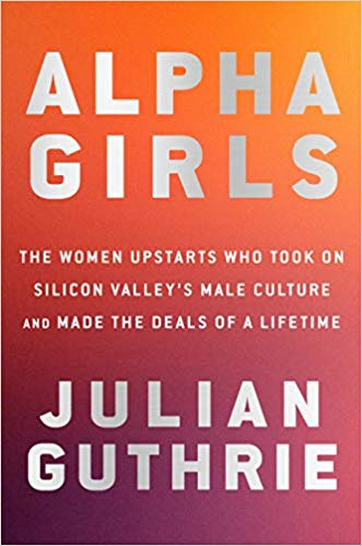 Alpha Girls book cover art