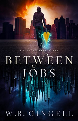 Between Jobs book cover art