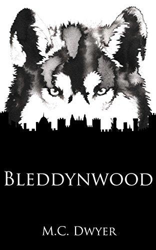 Bleddynwood book cover art