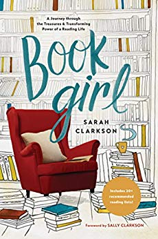 Book Girl book cover art