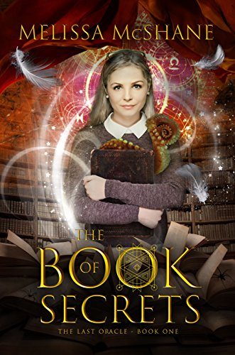 The Book of Secrets book cover art