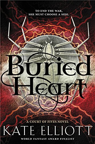 Buried Heart book cover