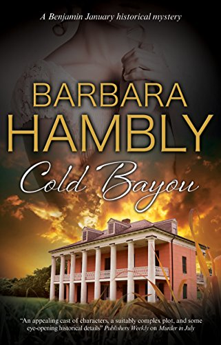 Cold Bayou book cover art