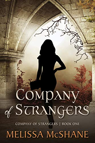 Company of Strangers book cover art