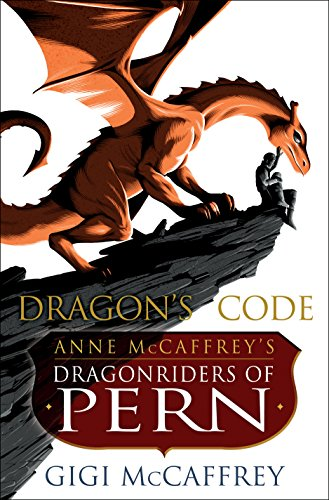 Dragon's Code book cover art